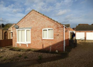 Thumbnail 3 bed detached bungalow to rent in Monks Road, Swineshead, Boston
