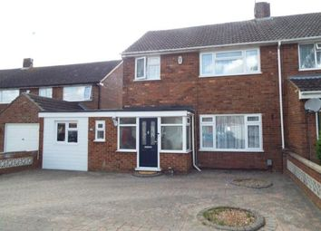 Thumbnail 4 bed semi-detached house for sale in Pinewood Close, Luton, Bedfordshire