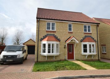 Thumbnail 4 bed detached house for sale in North Brook Close, Greetham, Rutland