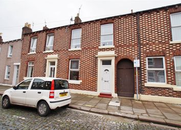 Thumbnail 3 bed terraced house for sale in Westmorland Street, Denton Holme, Carlisle, Cumbria