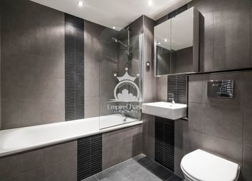 Thumbnail 2 bed flat to rent in Metro Apartments, Central Square, High Road, Wembley, London, Wembley