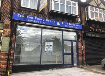 Thumbnail Retail premises to let in Stoats Nest Road, Coulsdon