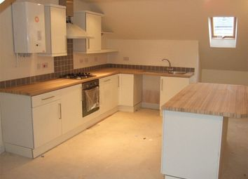 Thumbnail 2 bed flat to rent in Manning Road, Bourne, Lincolnshire
