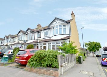 Thumbnail 3 bed end terrace house for sale in Craigen Avenue, Croydon, Surrey