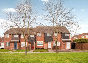 Thumbnail 3 bed terraced house for sale in Salisbury Close, St. Ives, Huntingdon