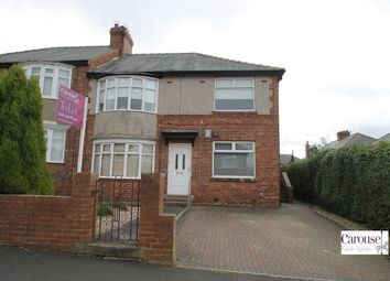 Thumbnail 2 bed flat to rent in Cyprus Gardens, Gateshead