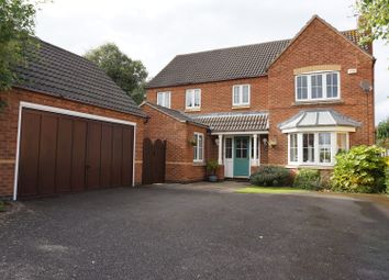Thumbnail 4 bed detached house for sale in Farndale View, Market Harborough