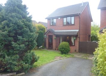 Thumbnail 3 bed detached house to rent in Gedney Grove, Clayton, Newcastle-Under-Lyme