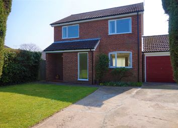 Thumbnail 4 bedroom detached house for sale in Englands Road, Acle, Norwich