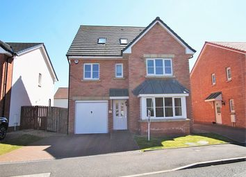Thumbnail 6 bed detached house for sale in Shankly Drive, Newmains, Wishaw
