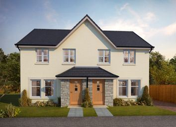 Thumbnail 3 bedroom semi-detached house for sale in The Sinclair, Ostlers Way, Kirkcaldy, Fife