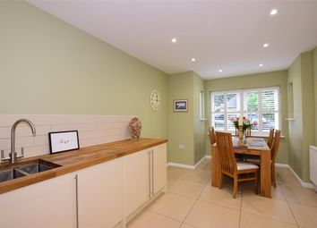 Thumbnail 4 bedroom end terrace house for sale in The Fort, Rochester, Kent