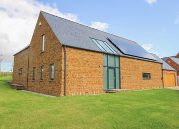 Thumbnail 4 bed detached house for sale in Church Street, Blakesley