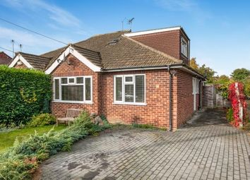 Thumbnail 3 bedroom bungalow for sale in Cobham, Surrey