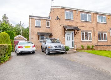 Thumbnail 4 bed semi-detached house for sale in Inglewood Court, Sothall, Sheffield