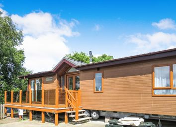 Thumbnail 3 bedroom mobile/park home for sale in Napier Road, Rockley Park, Poole