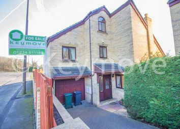 Thumbnail 5 bedroom detached house for sale in Poplars Park Road, Poplars Park, Bradford