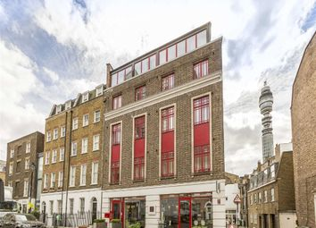 Thumbnail 1 bed flat for sale in Warren Street, London