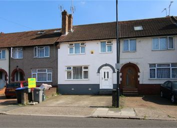 Thumbnail 3 bed terraced house for sale in Dawpool Road, London