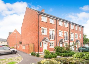 Thumbnail 4 bed end terrace house for sale in Tucker Close, Frome