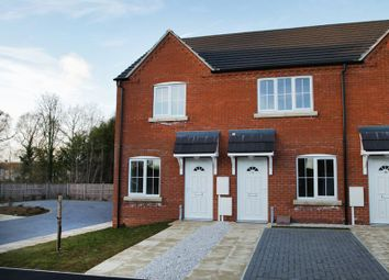 Thumbnail 2 bed terraced house to rent in Rookery Park, Lincoln