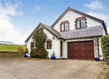Thumbnail 4 bed detached house for sale in Llanelian, Colwyn Bay
