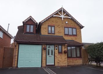 Thumbnail 3 bed detached house for sale in Harwood Drive, Dosthill, Tamworth