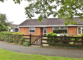 Thumbnail 2 bed semi-detached bungalow to rent in 47 Forge Bank, Ledbury, Herefordshire
