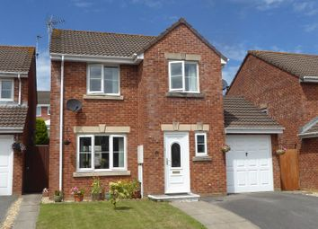 Thumbnail 3 bedroom detached house for sale in Coed-Y-Cadno, Pen-Y-Fai, Bridgend.