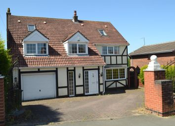 Thumbnail 6 bed detached house for sale in Lansdowne Road, Swadlincote