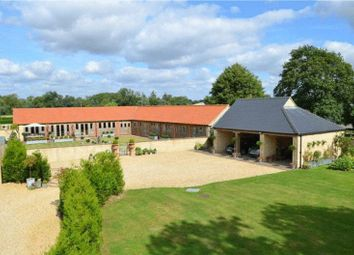 Thumbnail 4 bed barn conversion for sale in High Street, Maxey, Peterborough