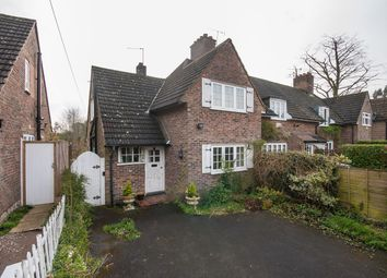 Thumbnail 2 bed end terrace house for sale in Chequers Lane, Walton On The Hill