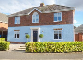 Thumbnail 4 bed detached house for sale in Tulip Fields, Whaplode, Spalding, Lincs