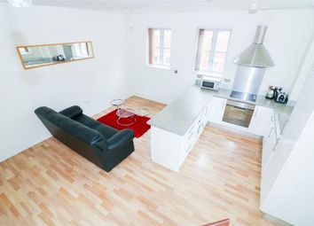 Thumbnail 2 bed flat to rent in Eastbrook Hall, City Centre Living, Two Bedroom