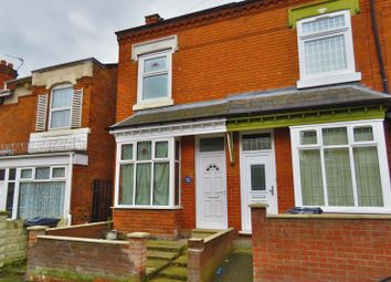 Thumbnail 3 bed terraced house for sale in Nansen Road, Sparkhill, Birmingham