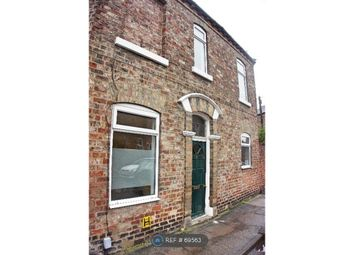 Thumbnail 1 bed end terrace house to rent in Newborough Street, York