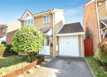Thumbnail 3 bed detached house for sale in Cousins Close, West Drayton, Middlesex