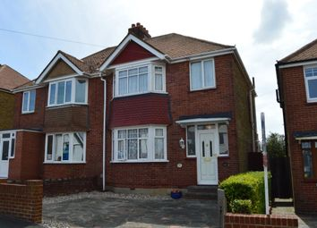 Thumbnail 3 bed semi-detached house for sale in Laleham Road, Margate