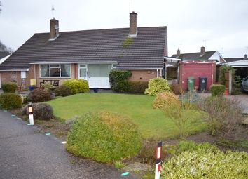 Thumbnail 2 bed semi-detached bungalow to rent in Grove Gardens, Market Drayton
