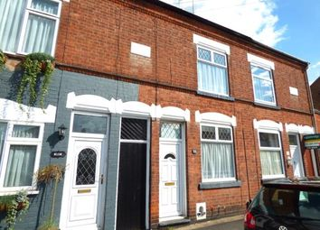 Thumbnail 2 bedroom terraced house for sale in Countesthorpe Road, Wigston, Leicestershire