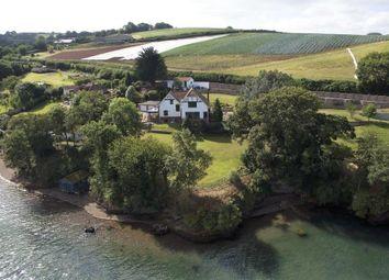 Thumbnail 4 bed detached house for sale in Teignharvey, Shaldon Road, Near Shaldon, Devon