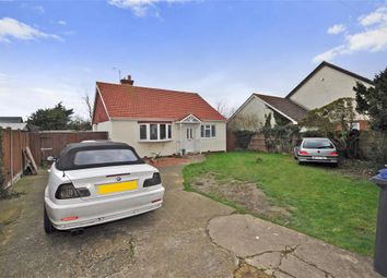 Thumbnail 2 bed detached bungalow for sale in Lancaster Gardens, Herne Bay, Kent