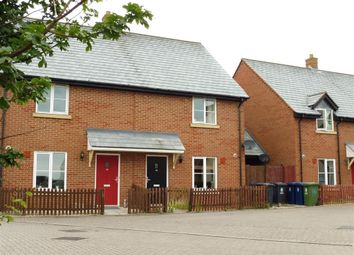 Thumbnail 2 bedroom semi-detached house for sale in Bucksherd Close, Great Cambourne, Cambridge
