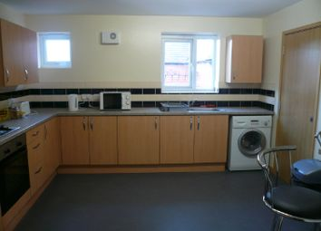 Thumbnail 5 bedroom shared accommodation to rent in Apt 7, 92 London Road, Leicester