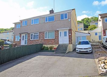 3 bed semi-detached house for sale in Upton Close, Higher Compton, Plymouth PL3