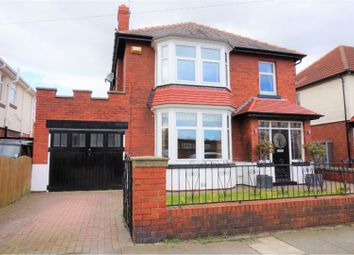 Thumbnail 4 bed detached house for sale in Linden Grove, Hartlepool