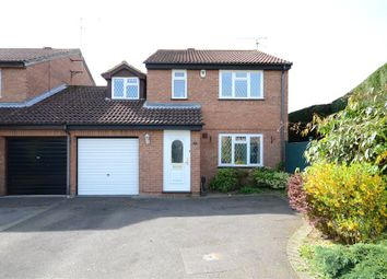 Thumbnail 4 bedroom link-detached house for sale in Newmarket Close, Lower Earley, Reading