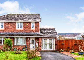 3 bed semi-detached house for sale in Trevithick Gardens, Merthyr Tydfil CF47