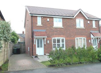 Thumbnail 3 bed semi-detached house for sale in Dawson Road, Broadheath, Altrincham