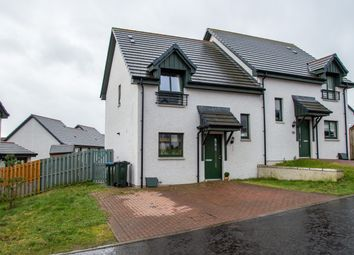 Thumbnail 3 bed semi-detached house for sale in Herdman Place, Rattray, Blairgowrie